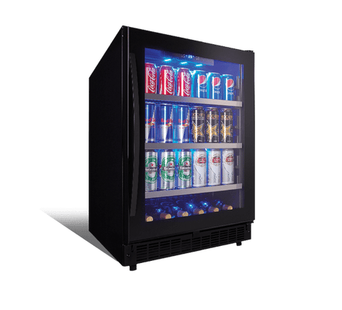 5.6 cu.ft. Capacity Silhouette Prague Beverage Center