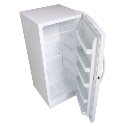 13.8 cu.ft. Digital Upright Deep Freezer  - White