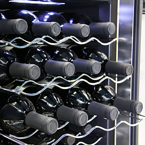 20 Bottle Thermoelectric Wine Cooler
