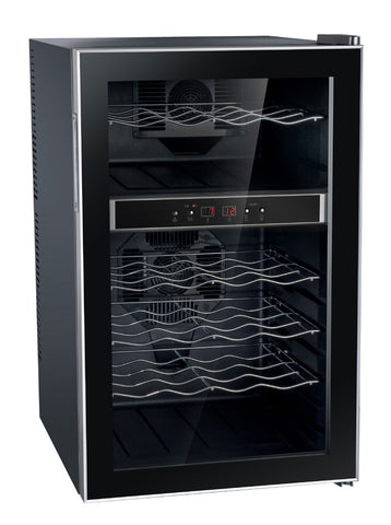 24-Bottle Dual Zone Thermoelectric Wine Cooler