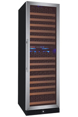 172 Bottle Dual Zone FlexCount Classic Series Wine Refrigerator - Stainless Steel
