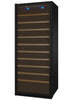 Image of 305-Bottle Single Zone Vite Series Wine Refrigerator - Black