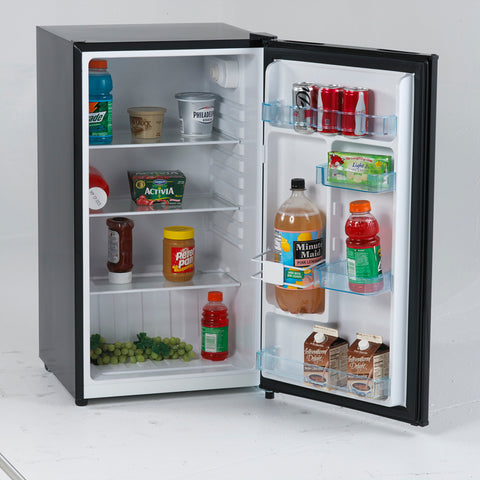 Counterhigh Compact Refrigerator - 3.2 cu ft - Black