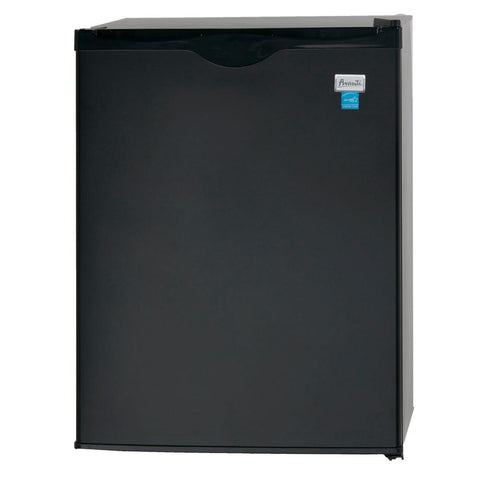 2.2 cu. ft. Mini Refrigerator in Black