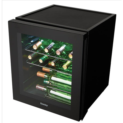 16-Bottle Designer Wine Cooler
