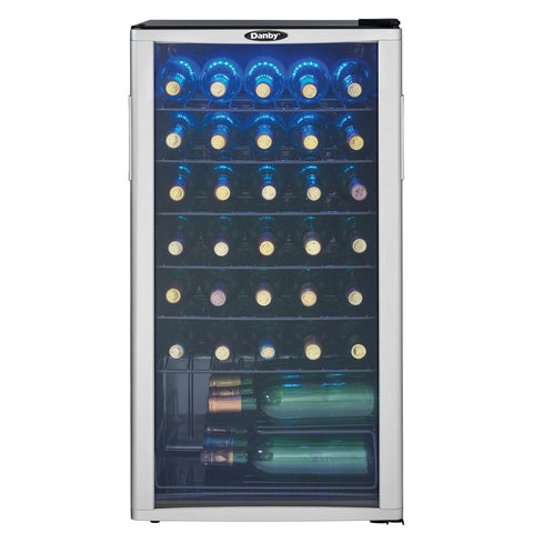 35-Bottle Single Zone Designer Wine Cooler