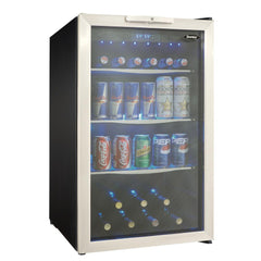 20 Inch Freestanding Beverage Center