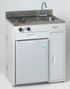 "Image of 30"" Complete Compact Kitchen with Refrigerator"
