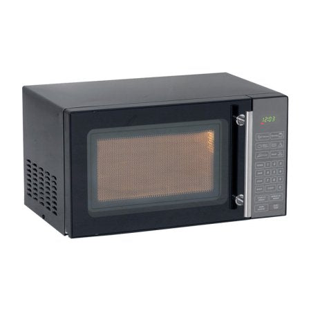 Compact Microwave - 0.8 cu ft - Black