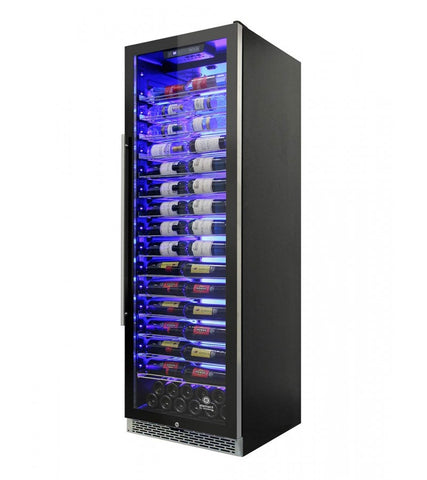 Private Reserve Series 141-Bottle Commercial 168 Single-Zone Wine Cooler