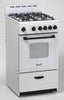 "Image of 20"" Gas Range White"