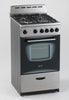 "Image of 20"" Gas Range Stainless Steel"