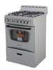 "Image of 24"" Gas Range White"