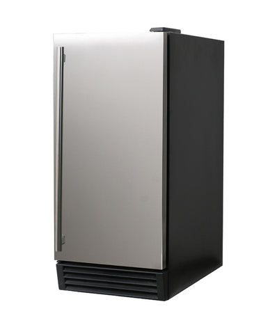 "15"" Built-In Ice Maker"