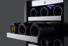 "Image of 15"" Wide Built-In Wine Cellar"