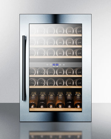 51-Bottle Dual Zone Wine Cellar