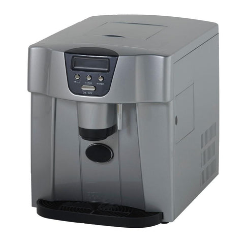 Portable Countertop Ice Maker - Platinum
