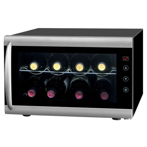 8-Bottle Thermoelectric Countertop Wine Cooler