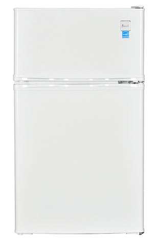 "19"" Freestanding Compact Refrigerator White"