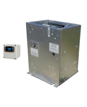 Wine-Mate 4500SSAWC Water-Cooled Floor-Mounted Cooling System