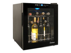 15-Bottle Touch Screen Wine Cooler