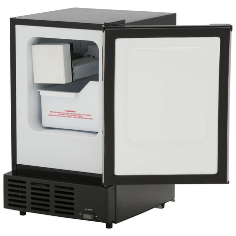 Stainless Steel Built-In Ice Maker