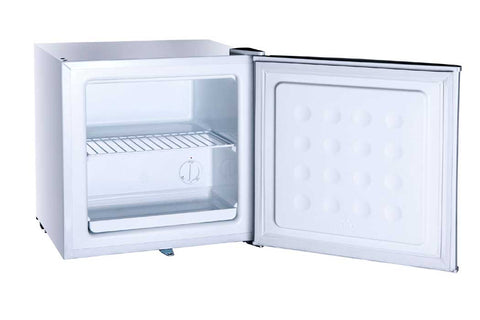 1.1 cu.ft. Upright Freezer with Energy Star - White