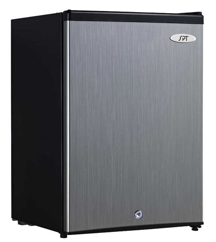 Upright Freezer with Energy Star - Stainless Steel