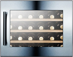 28-Bottle Compact Built-In Wine Cellar
