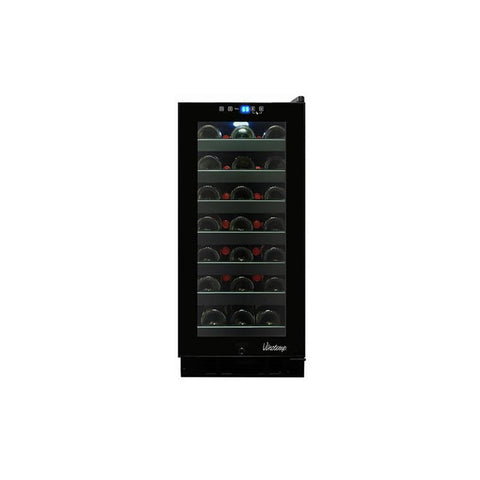 33-Bottle Touch Screen Wine Cooler