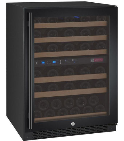 56-Bottle Flexcount Series Dual Zone Wine Refrigerator