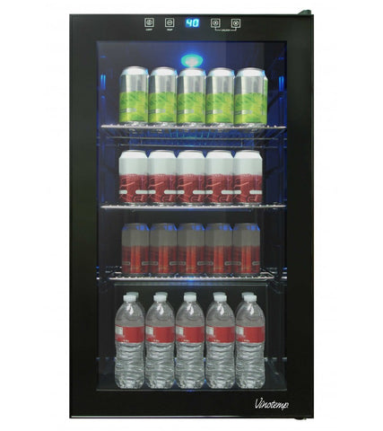 VT-34 Touch Screen Beverage Cooler