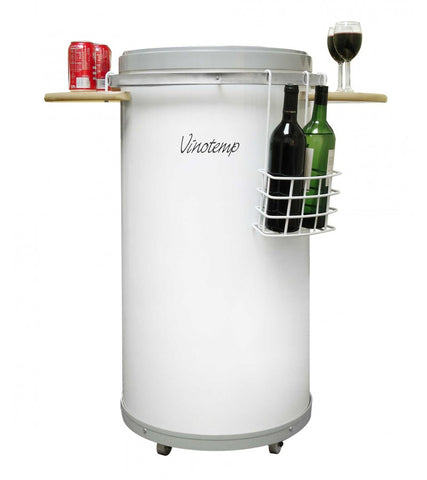Rolling Party Beverage Cooler
