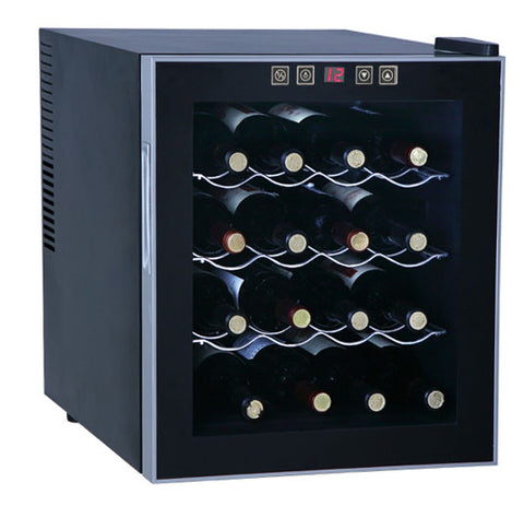 16-Bottle Thermo-Electric Wine Cooler