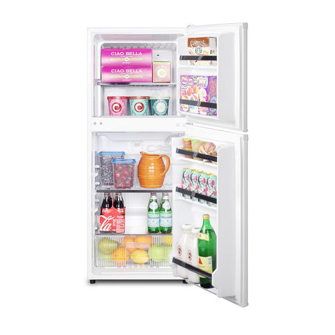 "19"" Freestanding Top Freezer Refrigerator"