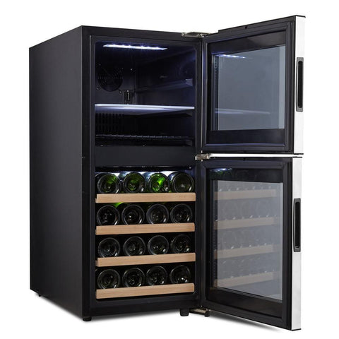 Freestanding Fromagerator 2.9 cu.ft Wine and Cheese Center