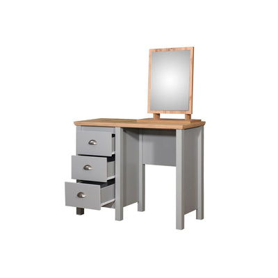 DRESSING TABLE 3 DRAWER SET