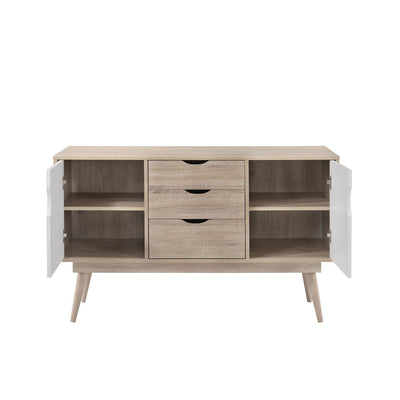Sideboard with 2 Doors & 3 Drawers
