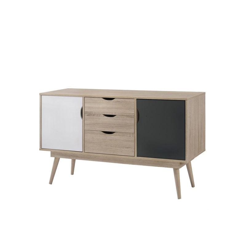 2 Sideboard with 2 Doors & 3 Drawers
