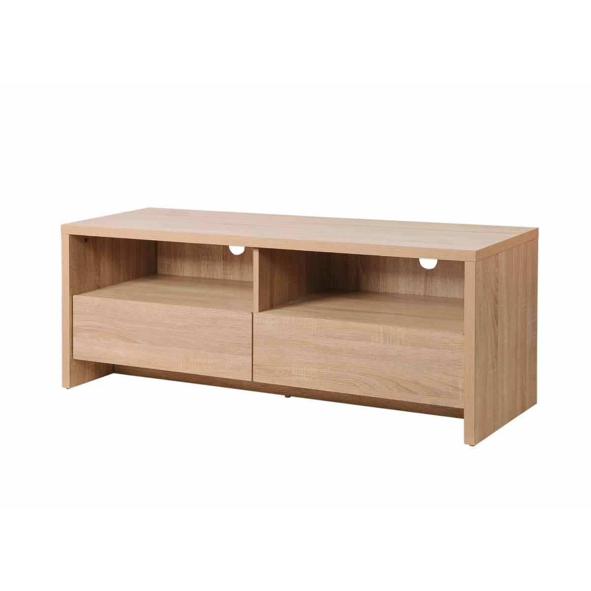 TV Cabinet with 2 Drawers