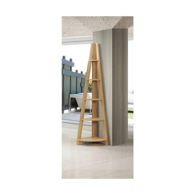 Corner Ladder Bookcase