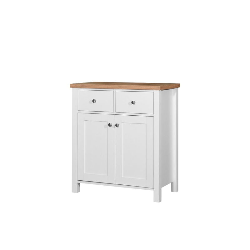 Compact Sideboard 2 Doors & 2 Drawers