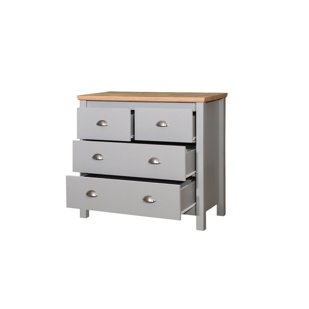 2+2 Drawer Chest