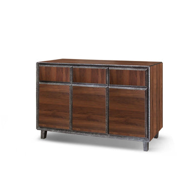 Sideboard with 3 Doors & 3 Drawers