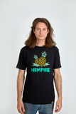 HxC Pineapple Tee - Black