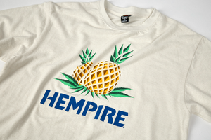 HxC Pineapple Tee - Natural