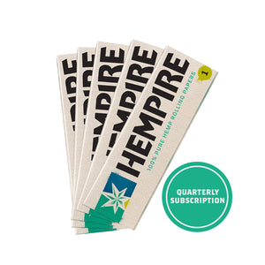 Rolling Papers - Quarterly Subscription