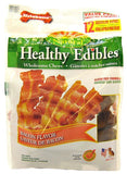 Nylabone Healthy Edibles Wholesome Dog Chews - Bacon Flavor