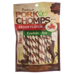 Pork Chomps Premium Pork Bacon Twistz