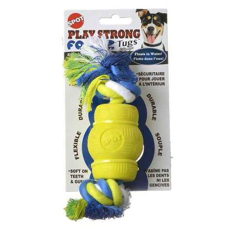 Spot Play Strong Foamz Dog Toy